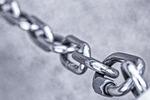 łańcuch, stal nierdzewna, metal