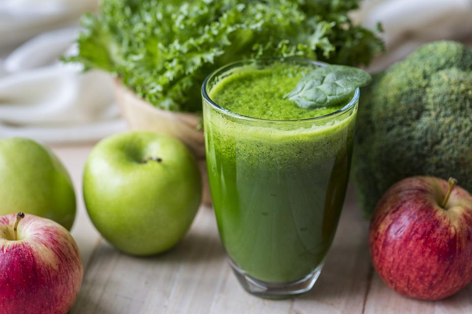 Antiossidante, Apple, Bevande, Broccolo, Detox, Drink