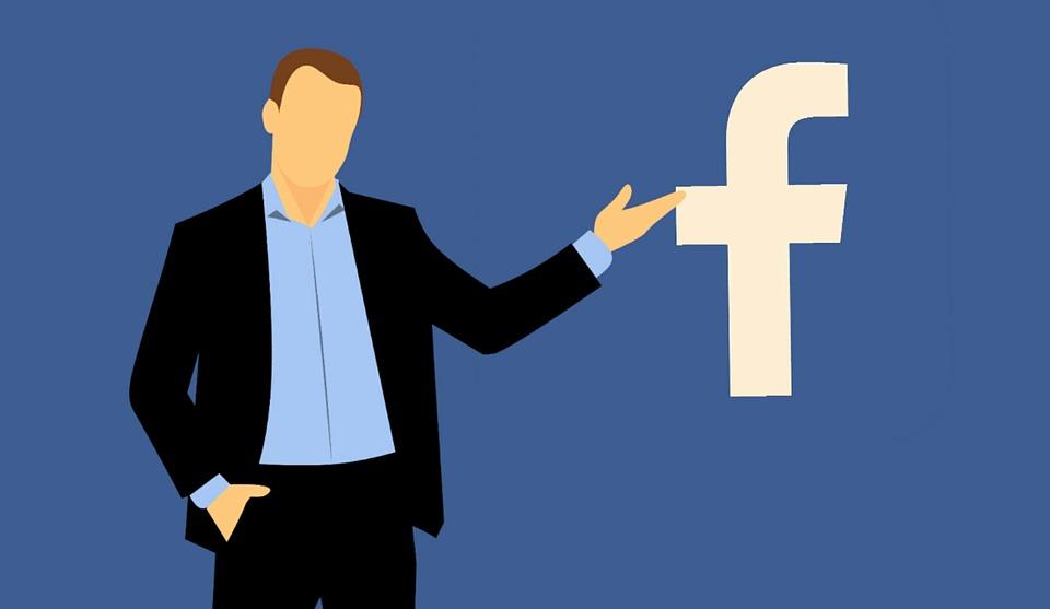 Facebook Icon, Social Media, Facebook Logo