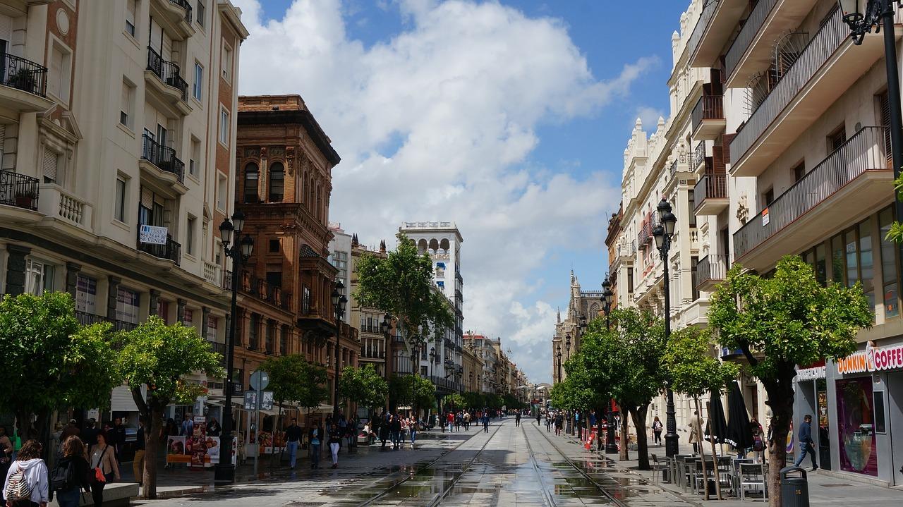 испанские города улицы фото сделай