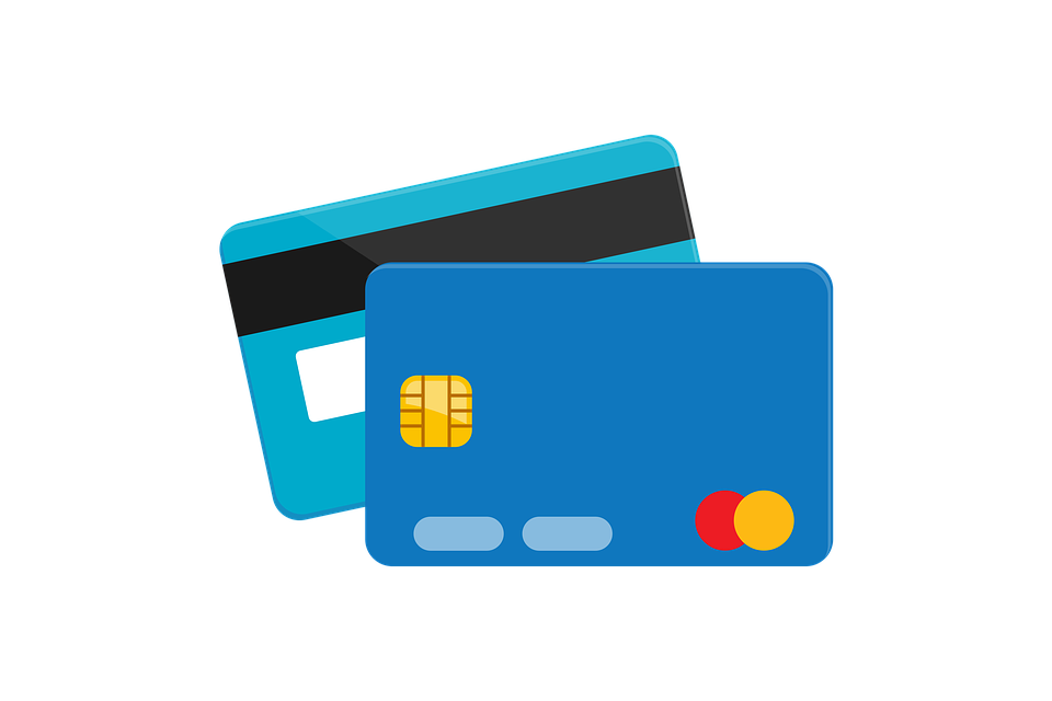 Pixabay Free Bank Card - On Image Atm