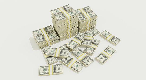 Money, Dollars, Usd, Financial, Loan