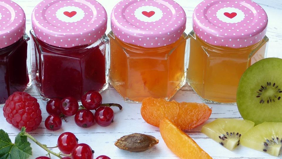 Marmellata, Frutta, Di Zucchero, Condensare
