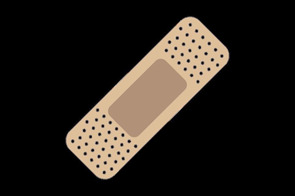 Wound Plaster Bandage - Free image on Pixabay