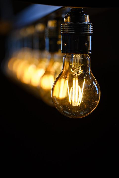 Lamp, Light, Lighting, Light Bulb, Bulbs