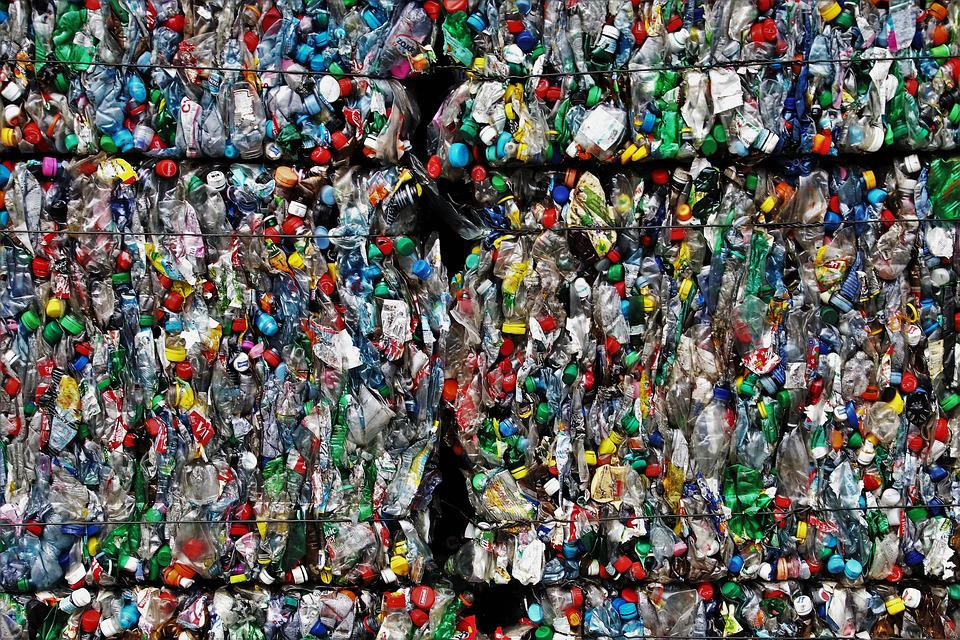 Plastic, Processing, Waste, Colorful, Garbage