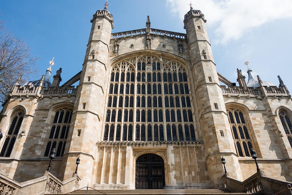 Schloss Windsor, Burg, Windsor, Kapelle, Harry, Meghan