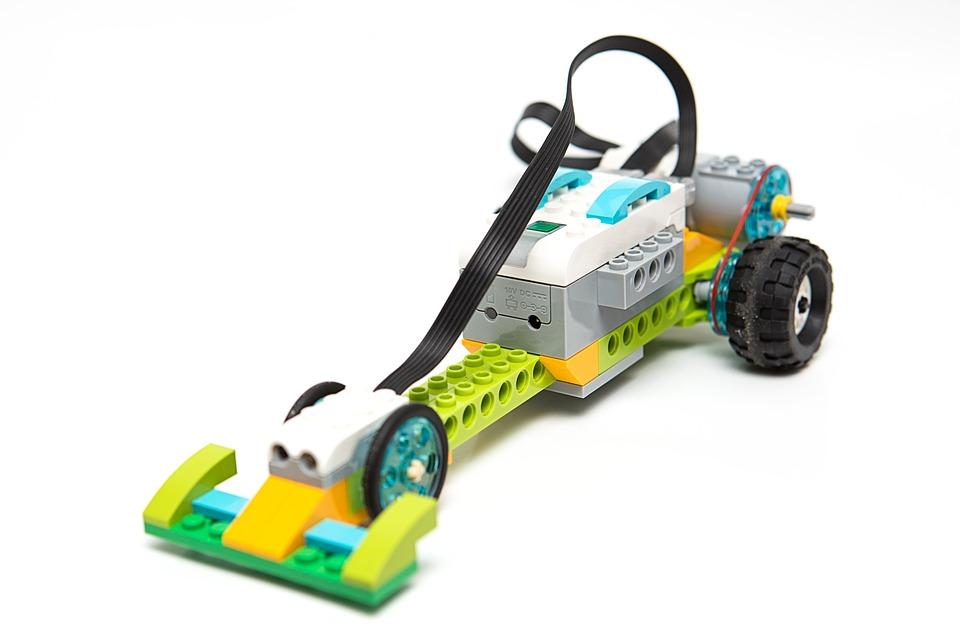 Works, Lego, Robotics