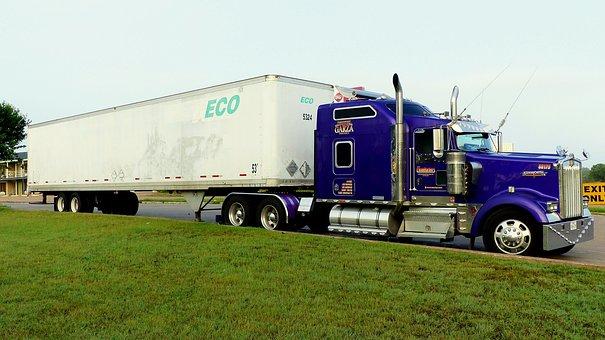 Camión, Transporte, América, Vehículo