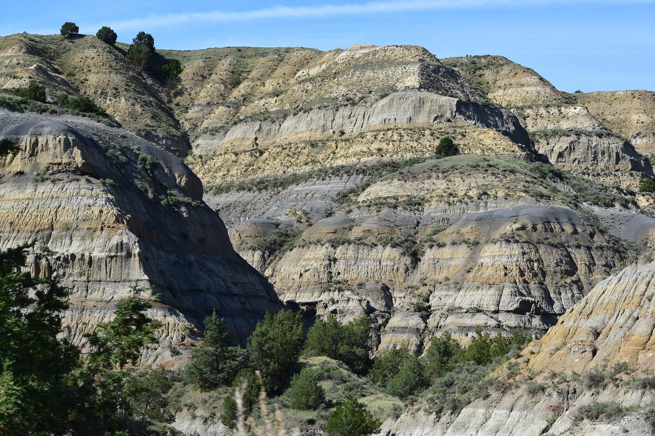 North Dakota has never had an earthquake.