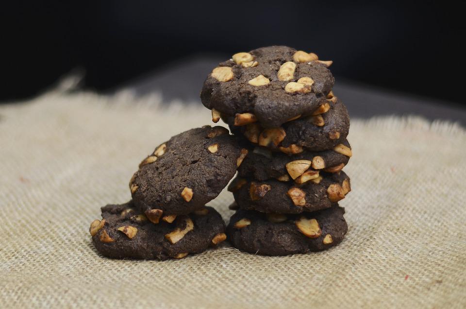Galleta, Las Cookies, Los Alimentos, Postre, Postal