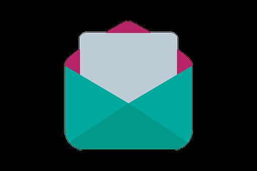 Ich hasse nervige Kettenbriefe - Brief, Email, Mailbox
