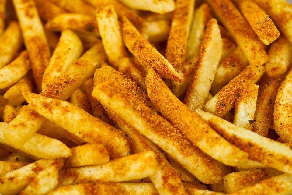Patata, Giallo, Friggere, Olio, Calorie, L'Obesità