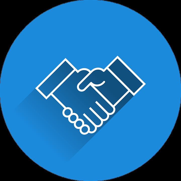Jabat Tangan Berjabat Gambar Vektor Gratis Di Pixabay