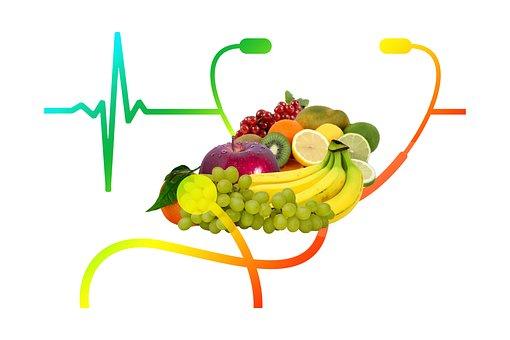 Heart, Health, Pulse, Fruit, Nutrition