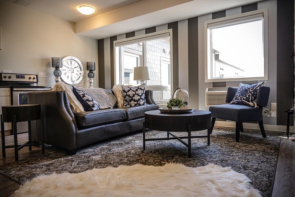 woonkamer luxe huis interieur interieur design
