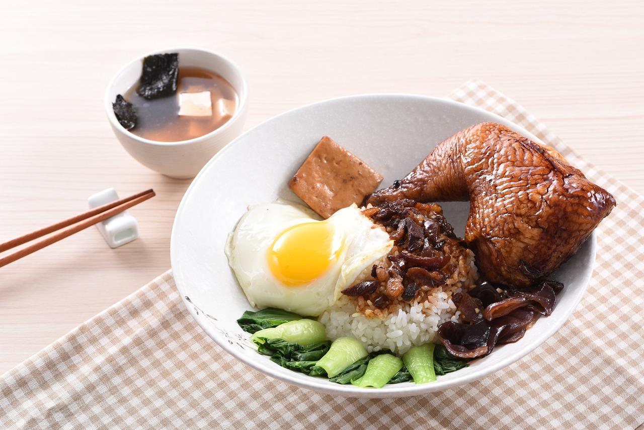 Chicken Rice Food Decoration Goods - Free photo on Pixabay