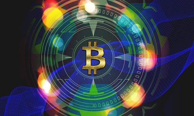 bitcoin blockchain cryptocurrency pixabayの無料画像