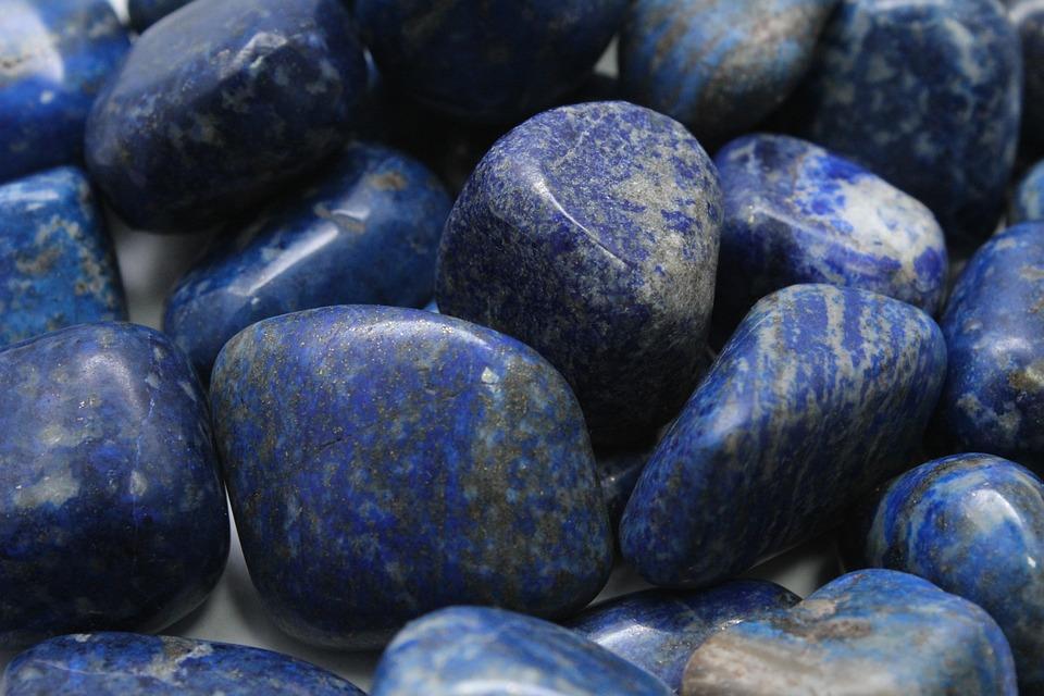 Lapislazuli, Ore, Lapis Lazuli, Minerals, Jewel, Stone