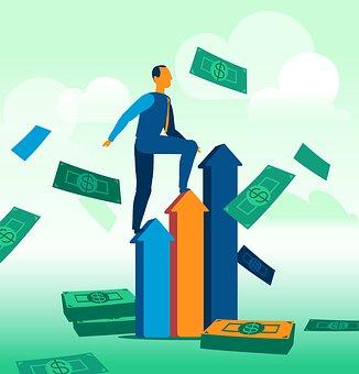 ドル, マネー, 法案, 富, 欲, コイン, 値, 通貨, 銀行, 貸出