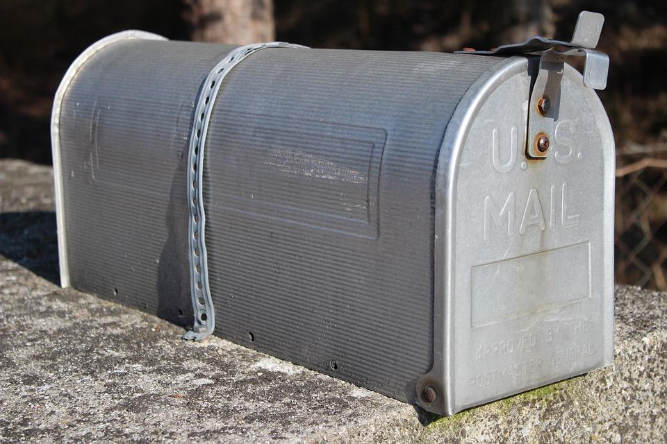 Briefkasten Mail Post Kostenloses Foto Auf Pixabay