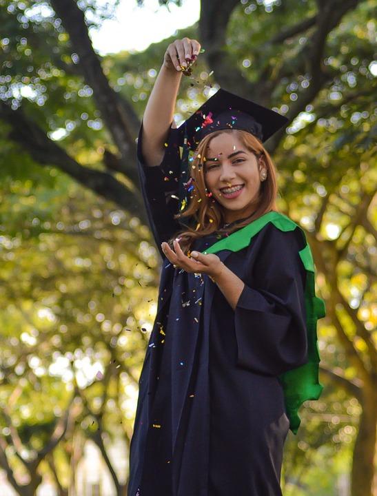 Graduacion, Universidad, Graduado, Logro, Conocimiento