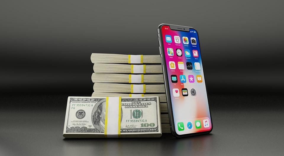 Iphone, X, Iphone X, アップル, モバイル, スマート フォン, 技術, 電話, 3 D