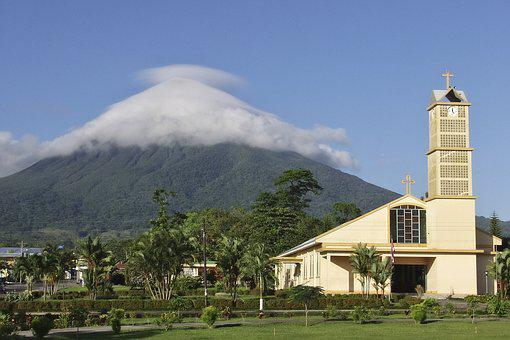 La Fortuna de San Carlos, Volcán Arenal