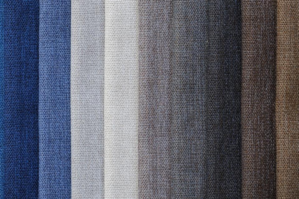 ファブリック, 組織, 綿, 繊維, カラフルです, 色, 構造, テクスチャ, グレーの質感, グレー色