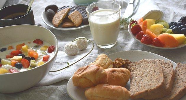 Breakfast, Food, Morning, Meal, Healthy