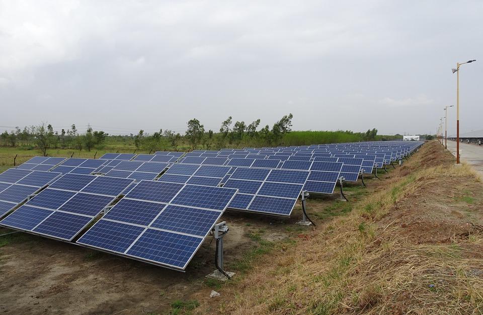 Solárne Panely, Energie Z Obnoviteľných Zdrojov
