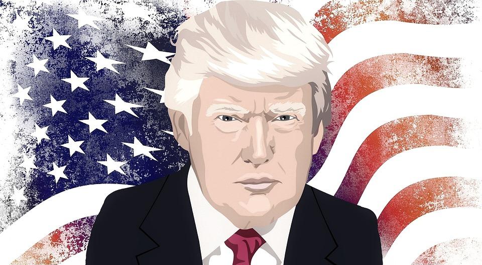 Trump nyheter får en i bøtter og spann, og media er alltid ute etter å skrive om den amerikanske presidenten.