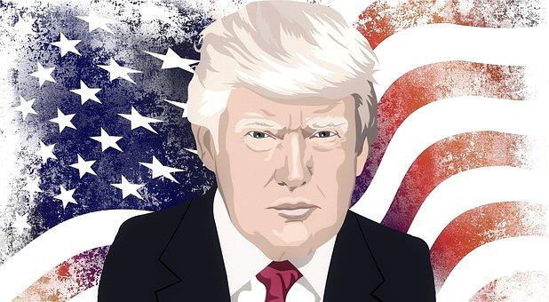 Trump, President, Usa, Donald Trump