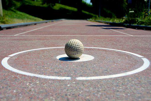 Miniature Golf, Sport, Leisure, Play