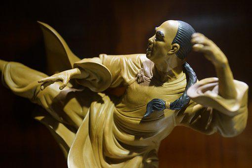 Kung-Fu Fighter Kung-Fu Kick, Wushu
