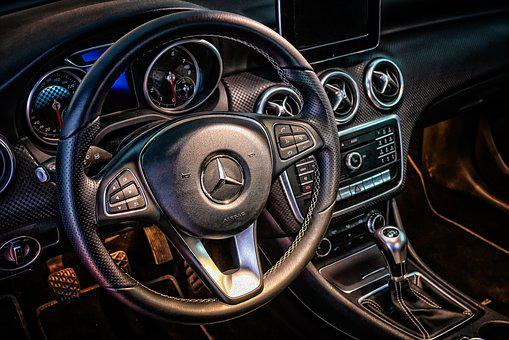 Mercedespit Interior Dashboard