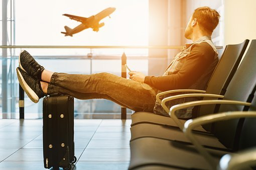 Aeropuerto, Avión, Mosca, Vuelo, Cielo