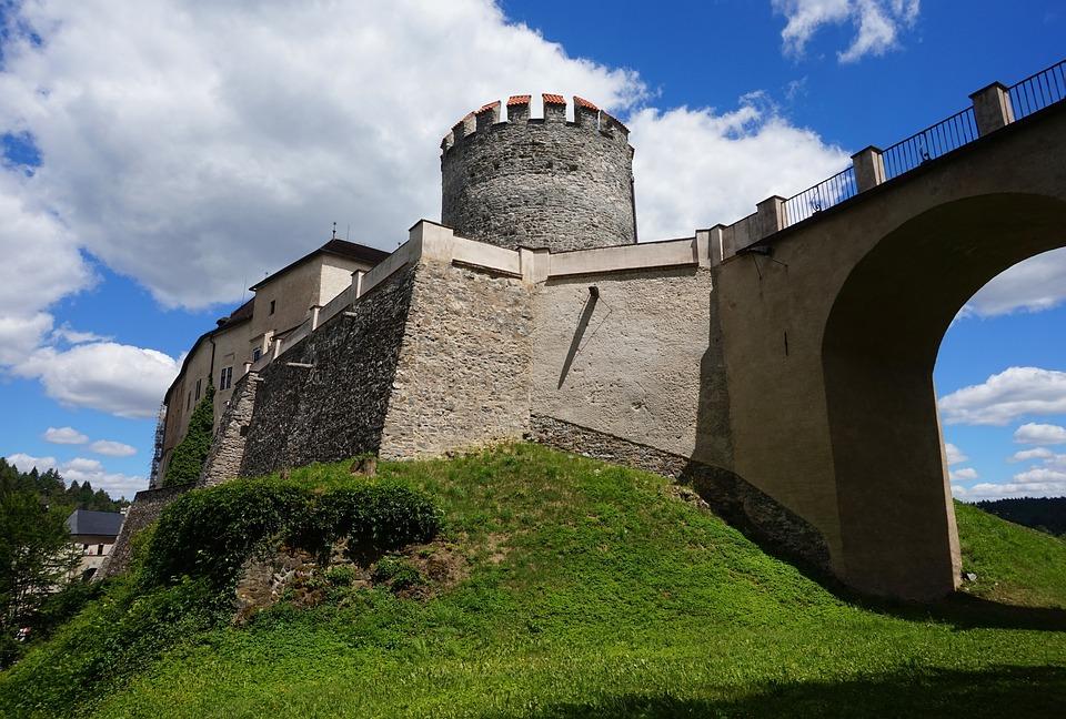 Tschechien, Burg