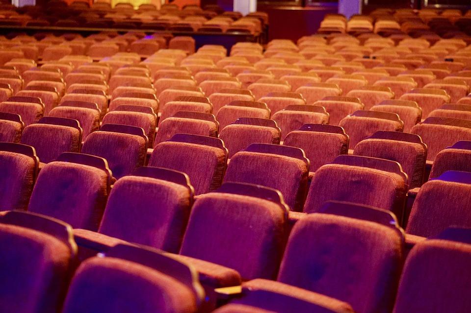 Audytorium Teatr Miejsc Darmowe Zdjęcie Na Pixabay