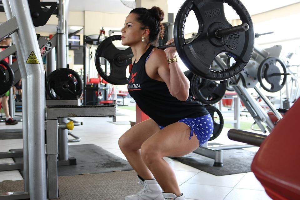 Gym, Lift, Training, Bodybuilding, Exercise, Muscular