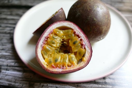 Passion Fruit, Fruit, Exotic, Fruits