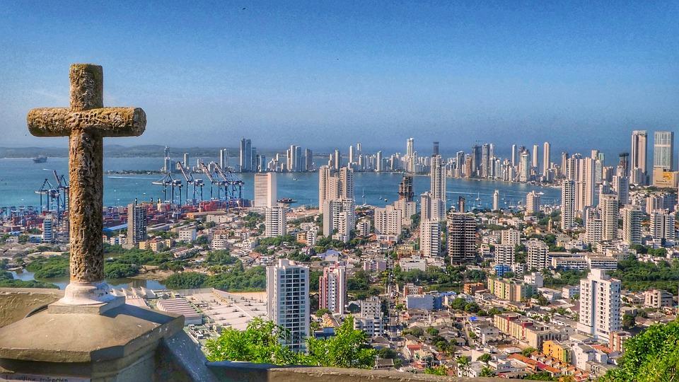 Colombia Cartagena World Heritage 183 Free Photo On Pixabay