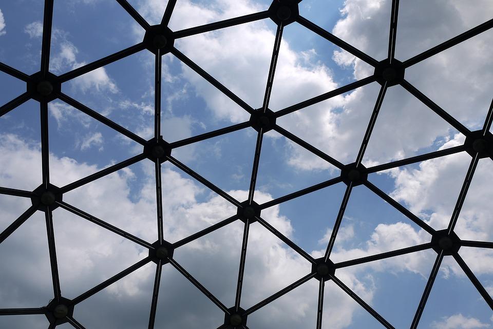 Mesh Network Architecture · Free photo on Pixabay