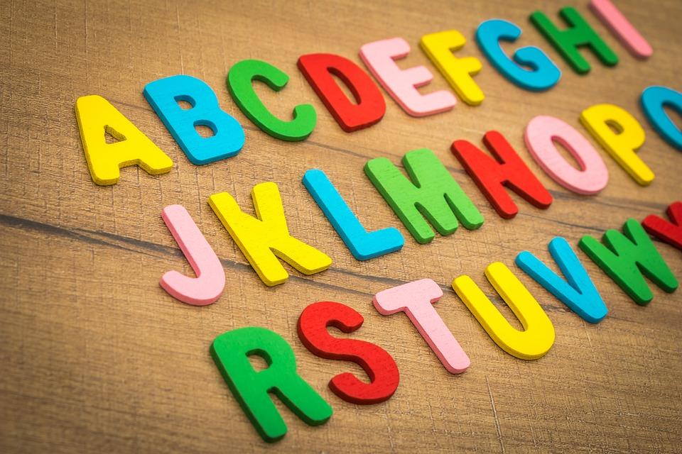 Abc, Академических, Алфавит, Алфавиты, Ребенок, Детство