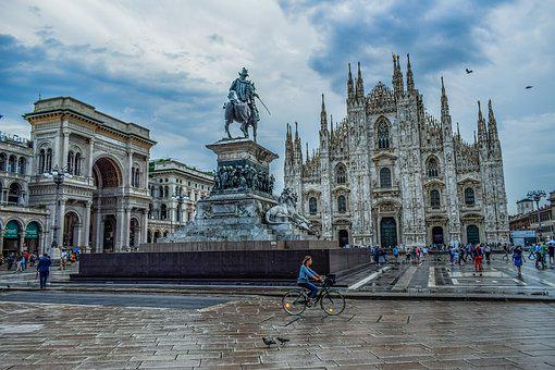 professional english italian translations Milan, capital of fashion