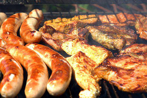 Sommerfest, Grill Party, Garden Party