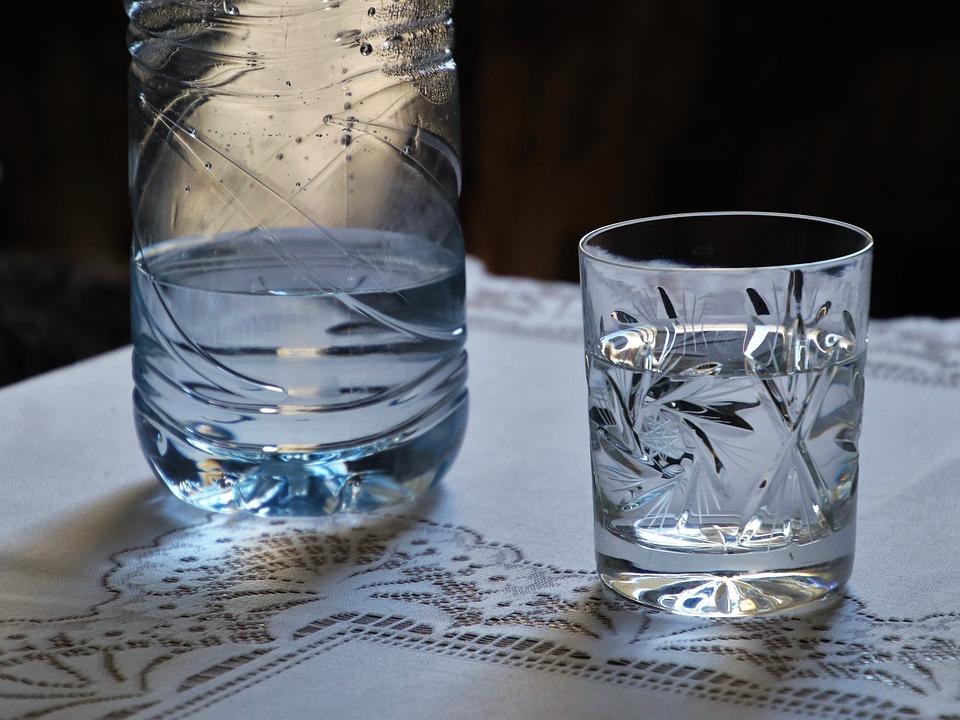 欲望, 飲み物, ガラス, 水, リフレッシュメント, デトックス, カップ, 透明, メガネ, 新鮮な
