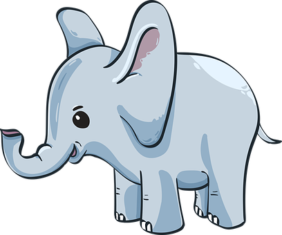 Elephant Cartoon Images