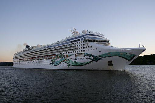Cruise Ship, Cruise, Norwegian Jade