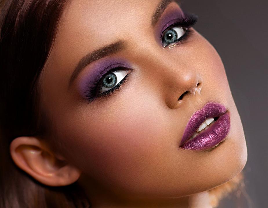 Portret Machiaj Fata Fotografie Gratuită Pe Pixabay